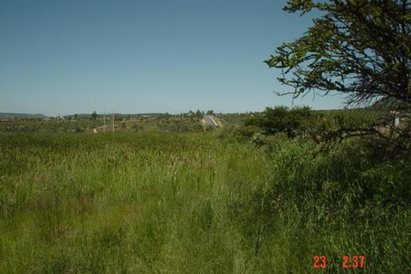 Foto de terreno comercial en venta en carretera ags. - calvillo 000, gral. ignacio zaragoza, jesús maría, aguascalientes, 2676718 No. 04
