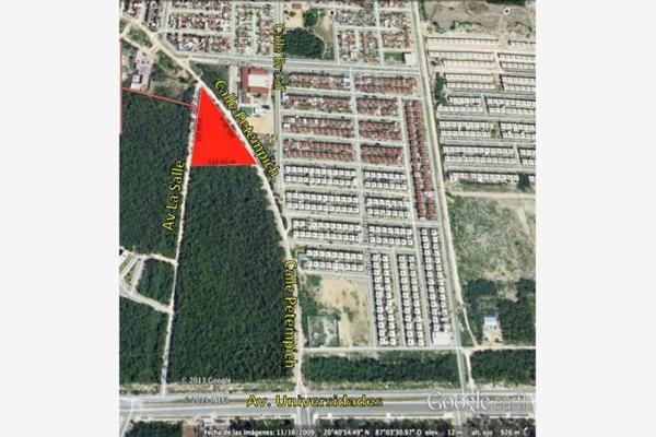 Foto de terreno habitacional en venta en 0000000000001 00000000000001, los arrecifes, solidaridad, quintana roo, 13300035 No. 01