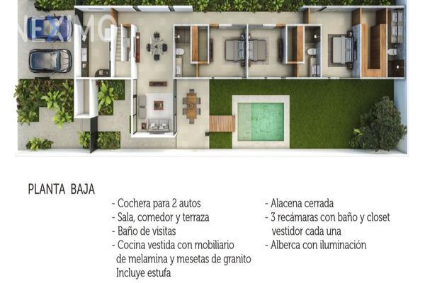 Foto de casa en venta en 02 240, conkal, conkal, yucatán, 10003275 No. 24