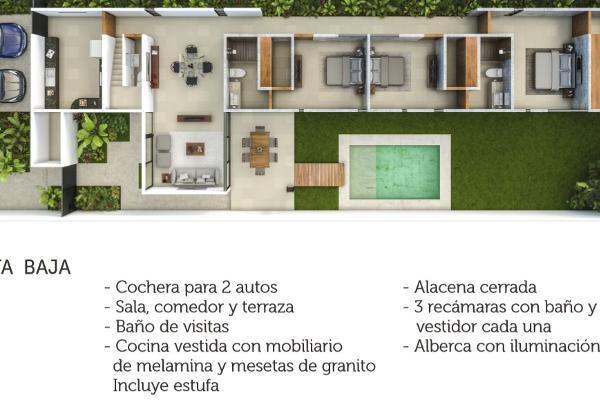 Foto de casa en venta en 02 , conkal, conkal, yucatán, 10003275 No. 24