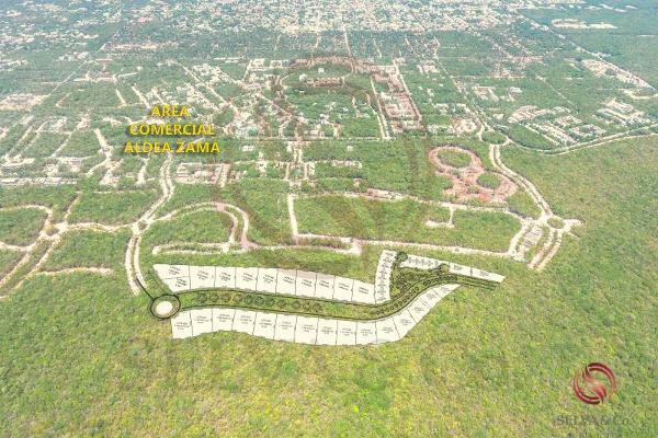 Foto de terreno habitacional en venta en 1 1, aldea zama, tulum, quintana roo, 0 No. 02
