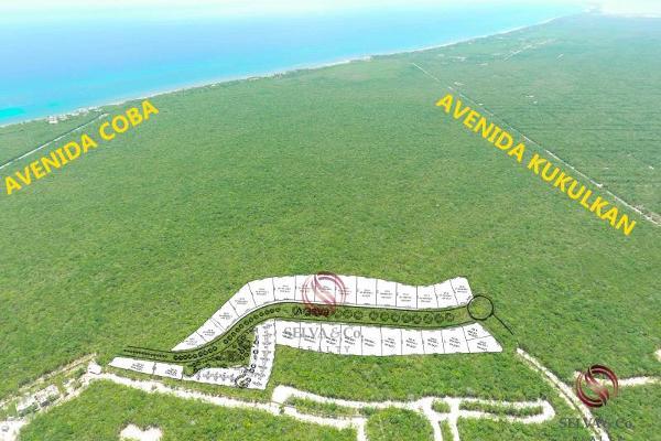 Foto de terreno habitacional en venta en 1 1, aldea zama, tulum, quintana roo, 0 No. 03