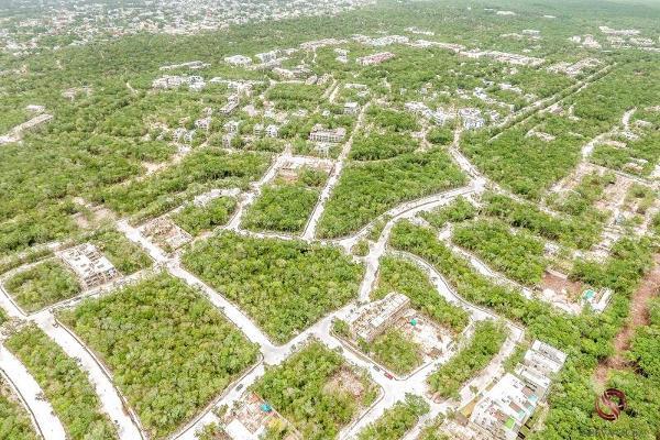 Foto de terreno habitacional en venta en 1 1, aldea zama, tulum, quintana roo, 0 No. 04