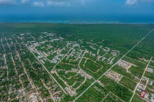 Foto de terreno habitacional en venta en 1 1, aldea zama, tulum, quintana roo, 0 No. 05