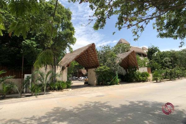 Foto de terreno habitacional en venta en 1 1, aldea zama, tulum, quintana roo, 0 No. 12