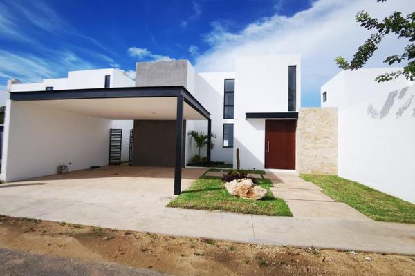 Foto de casa en venta en 1 1, conkal, conkal, yucatán, 18832628 No. 01
