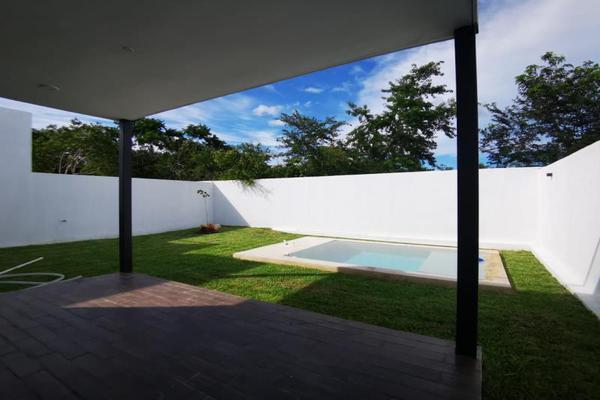 Foto de casa en venta en 1 1, conkal, conkal, yucatán, 18832628 No. 11