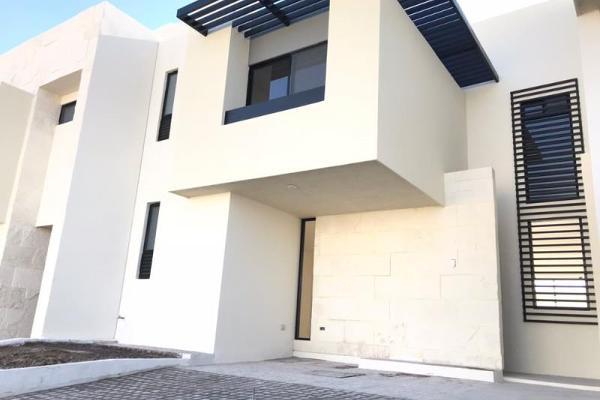 Foto de casa en renta en 1 1, desarrollo habitacional zibata, el marqués, querétaro, 5391982 No. 01