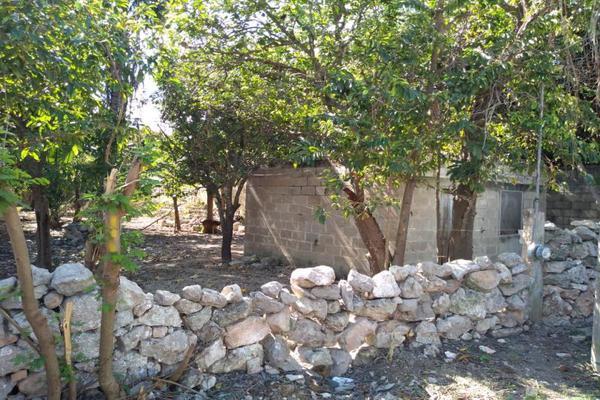 Foto de terreno habitacional en venta en 1 1, kanasin, kanasín, yucatán, 18948816 No. 04