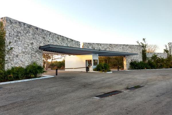 Foto de terreno habitacional en venta en 1 1, komchen, mérida, yucatán, 5923601 No. 01