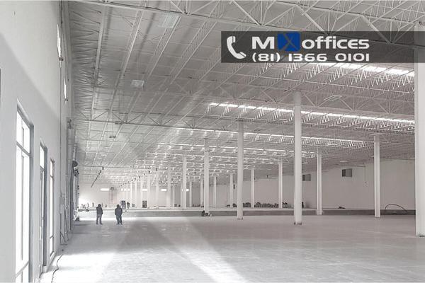 Foto de nave industrial en renta en 1 1, la encarnación, apodaca, nuevo león, 12536908 No. 08