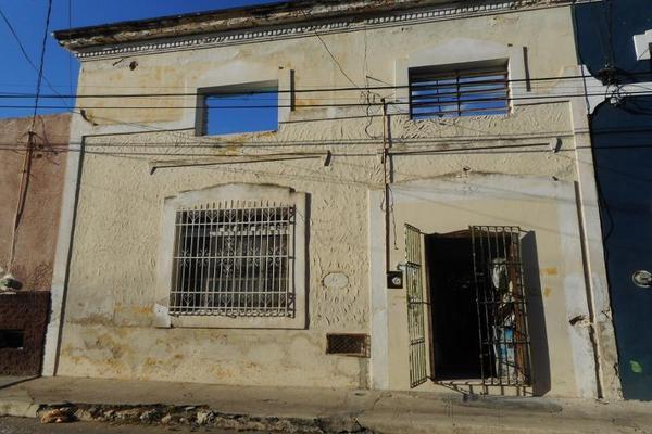 Foto de casa en venta en 1 1, merida centro, mérida, yucatán, 5390207 No. 01