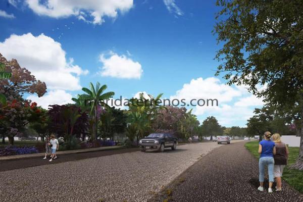 Foto de terreno habitacional en venta en 1 1, pueblo cholul, mérida, yucatán 1, cholul, mérida, yucatán, 8876062 No. 01