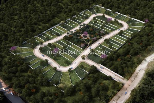 Foto de terreno habitacional en venta en 1 1, pueblo cholul, mérida, yucatán 1, cholul, mérida, yucatán, 8876062 No. 03
