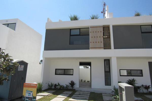 Foto de casa en venta en 1 1, san mateo cuanala, juan c. bonilla, puebla, 20277312 No. 01