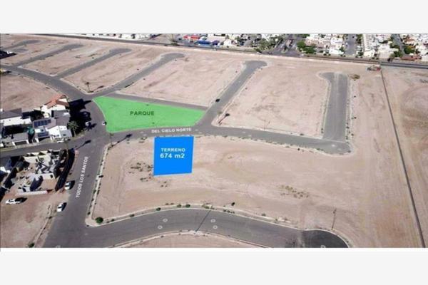 Foto de terreno habitacional en venta en 1 1, san pedro residencial segunda sección, mexicali, baja california, 14718744 No. 02