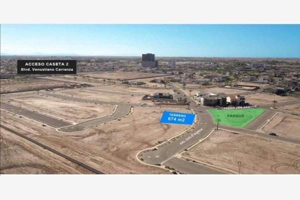 Foto de terreno habitacional en venta en 1 1, san pedro residencial segunda sección, mexicali, baja california, 14718744 No. 03
