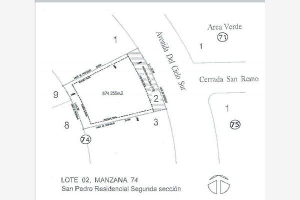 Foto de terreno habitacional en venta en 1 1, san pedro residencial segunda sección, mexicali, baja california, 14718744 No. 04