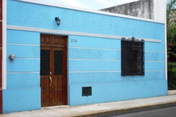Foto de casa en venta en 1 1, santa bárbara, mérida, yucatán, 9106728 No. 01