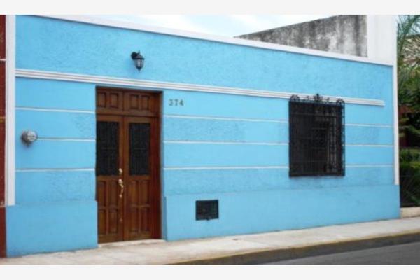 Foto de casa en venta en 1 1, santa rosa, mérida, yucatán, 9106728 No. 01