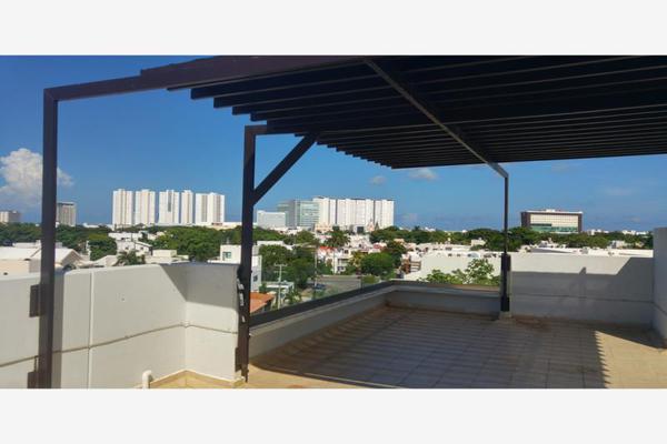 Foto de departamento en renta en 1 1, sm 21, benito juárez, quintana roo, 8652887 No. 04