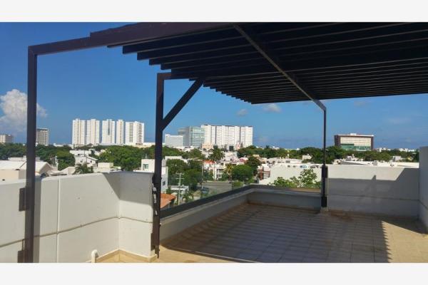 Foto de departamento en renta en 1 1, región 227, benito juárez, quintana roo, 8652887 No. 04
