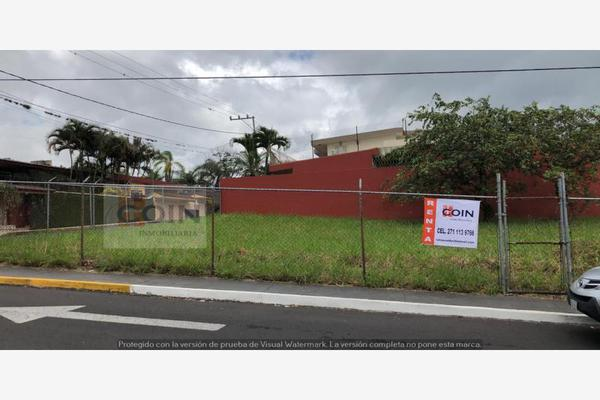 Foto de terreno habitacional en renta en 1 119, alameda, córdoba, veracruz de ignacio de la llave, 17604993 No. 01