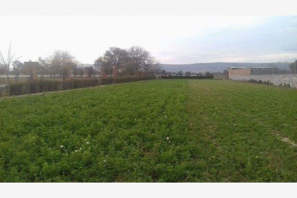 Foto de terreno habitacional en venta en 1 5, encarnación de diaz, encarnación de díaz, jalisco, 5658532 No. 01