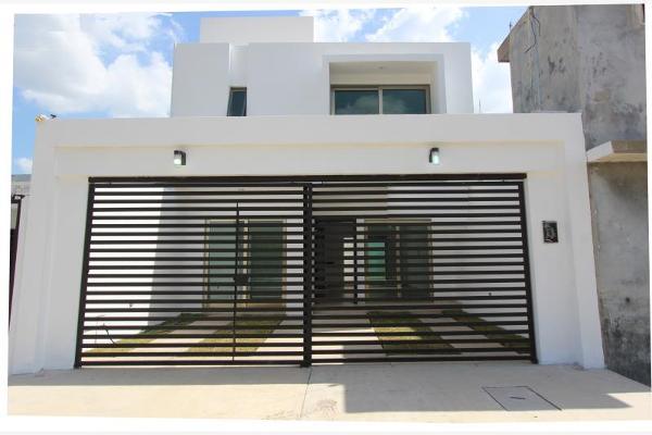 Foto de casa en venta en palma 1, carrizal, centro, tabasco, 2700977 No. 01