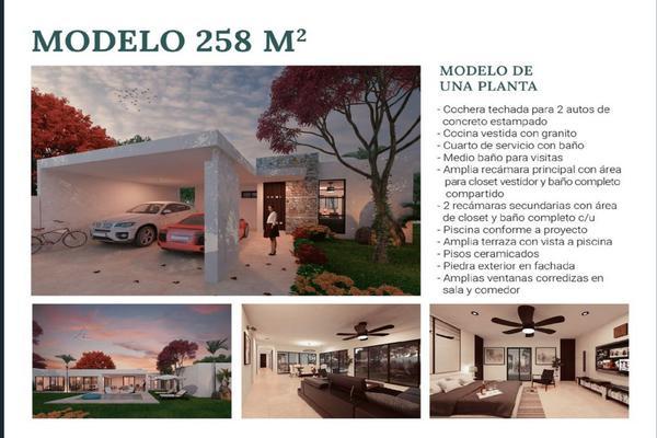 Foto de casa en venta en 1 , cholul, mérida, yucatán, 0 No. 13