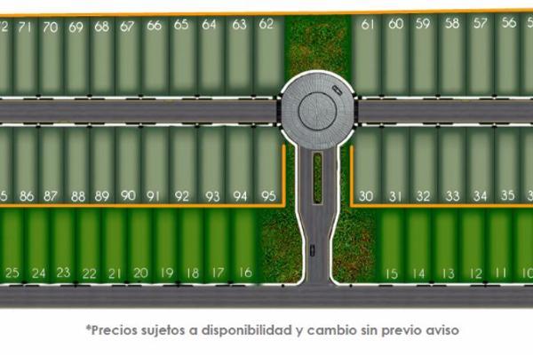 Foto de terreno habitacional en venta en 1 , conkal, conkal, yucatán, 0 No. 08
