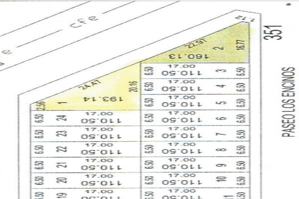Foto de terreno habitacional en venta en #1 de la manzana 351 zona 25 fraccionamiento jardines del valle, manzanillo, colima #1 de la manzana , jardines de santiago, manzanillo, colima, 8849189 No. 02
