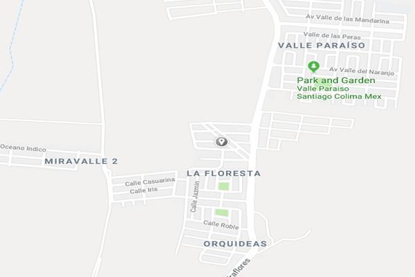 Foto de terreno habitacional en venta en #1 de la manzana 351 zona 25 fraccionamiento jardines del valle, manzanillo, colima #1 de la manzana , jardines de santiago, manzanillo, colima, 8849189 No. 03