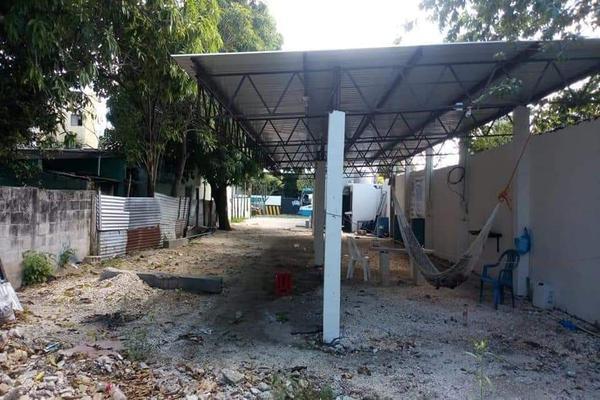 Foto de terreno habitacional en venta en  , 1 de mayo (playón), carmen, campeche, 8731939 No. 08