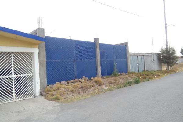 Foto de terreno habitacional en venta en 1 1, el cid, tizayuca, hidalgo, 3115547 No. 01