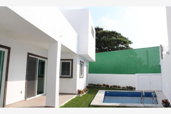 Foto de casa en venta en . 1, el zapote, jiutepec, morelos, 7212145 No. 01