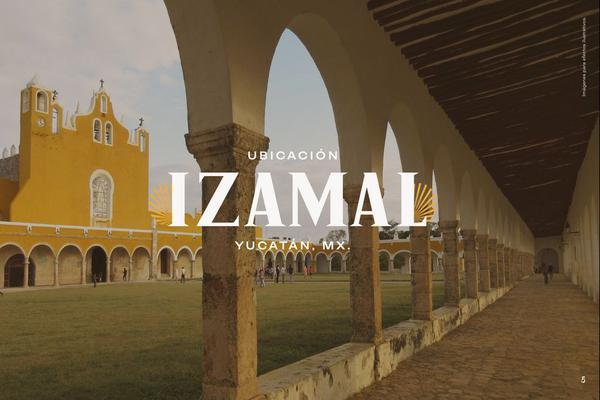 Foto de terreno habitacional en venta en 1 , izamal, izamal, yucatán, 0 No. 04