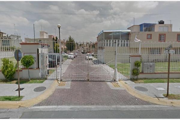 Foto de casa en venta en avenida simón bolivar 1, las américas, ecatepec de morelos, méxico, 2699717 No. 01