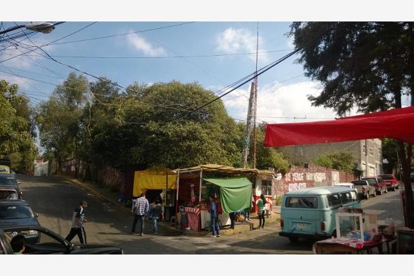 Foto de terreno habitacional en venta en corregidora 1, miguel hidalgo 3a sección, tlalpan, distrito federal, 2713630 No. 03
