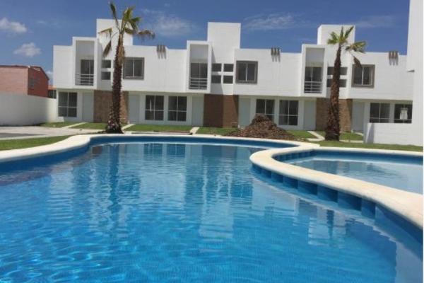 Foto de casa en venta en 1 1, modesto rangel, emiliano zapata, morelos, 2753215 No. 01