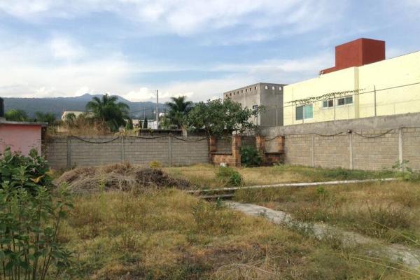 Foto de terreno habitacional en venta en x 1, ocotepec, cuernavaca, morelos, 2687822 No. 01