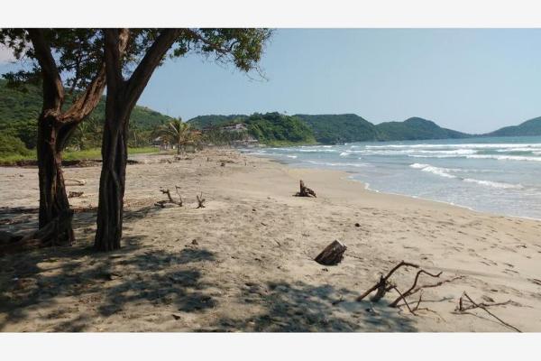 Foto de terreno habitacional en venta en piede playa 1, papanoa, técpan de galeana, guerrero, 2697329 No. 01