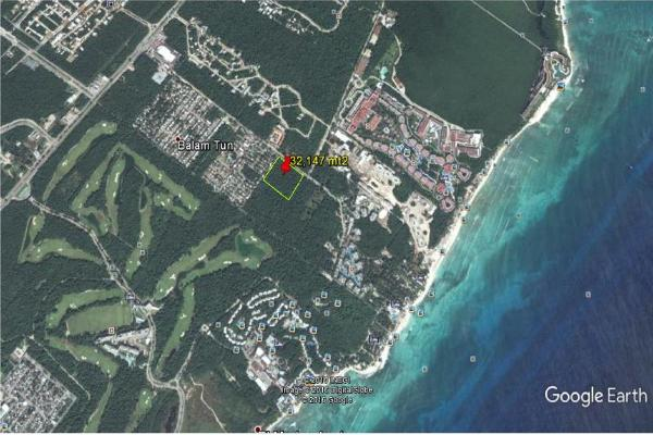 Foto de terreno habitacional en venta en 1 1, playa del carmen, solidaridad, quintana roo, 3115955 No. 02