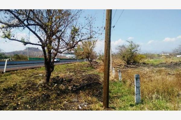 Foto de terreno habitacional en venta en autopista 1, rinconada los sauces, temixco, morelos, 3038329 No. 01