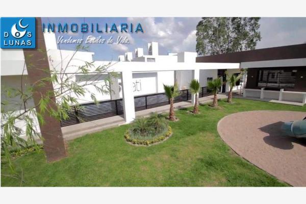 Foto de terreno habitacional en venta en novati 1, santa barbara, san luis potosí, san luis potosí, 2653097 No. 01