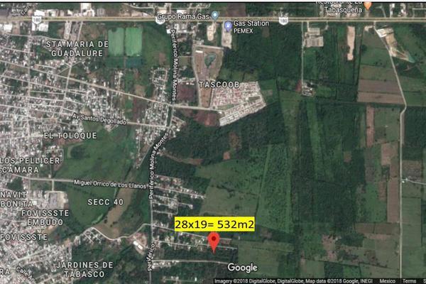Foto de terreno comercial en venta en . 1, sección 40, cárdenas, tabasco, 5414338 No. 05