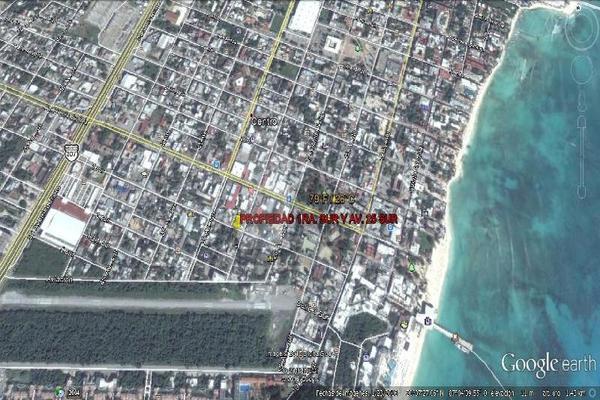 Foto de terreno comercial en venta en 1 sur entre 25 avenida y 30 avenida , playa del carmen centro, solidaridad, quintana roo, 5710605 No. 08