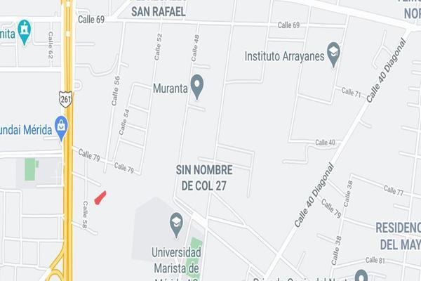 Foto de terreno habitacional en venta en 1 , temozon norte, mérida, yucatán, 0 No. 04