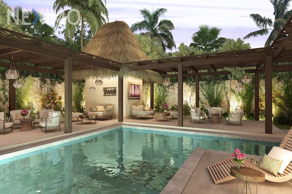 Foto de departamento en venta en 10 112, aldea zama, tulum, quintana roo, 10107505 No. 02