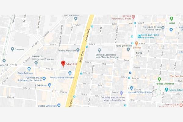 Foto de departamento en venta en 10 21, san pedro de los pinos, álvaro obregón, df / cdmx, 5399175 No. 03